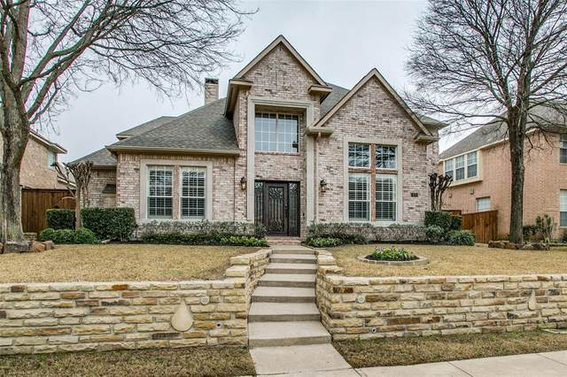473 Forest Ridge Drive, Coppell, TX 75019 (MLS #14514063) :: The Property Guys