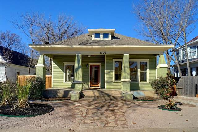 1604 Alston Avenue, Fort Worth, TX 76104 (MLS #14514329) :: The Kimberly Davis Group