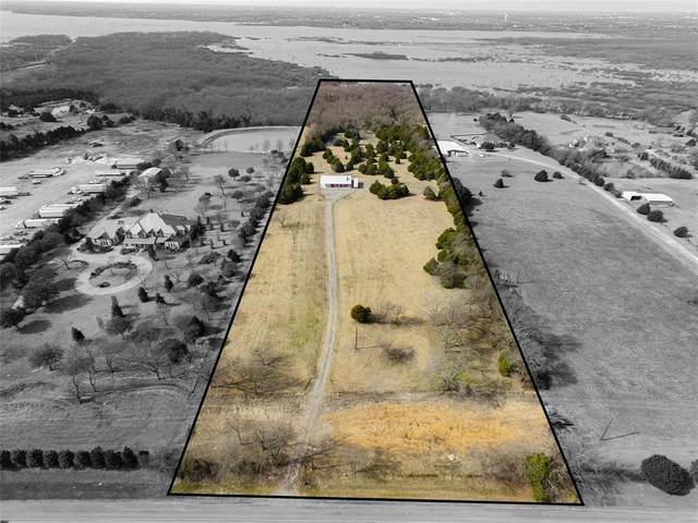 12244 State Hwy 205, Lavon, TX 75166 (MLS #14514435) :: All Cities USA Realty