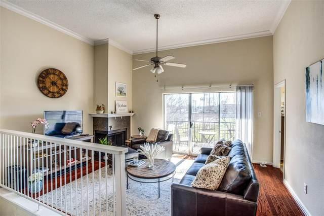 2201 Wolf Street #6203, Dallas, TX 75201 (MLS #14514537) :: Keller Williams Realty