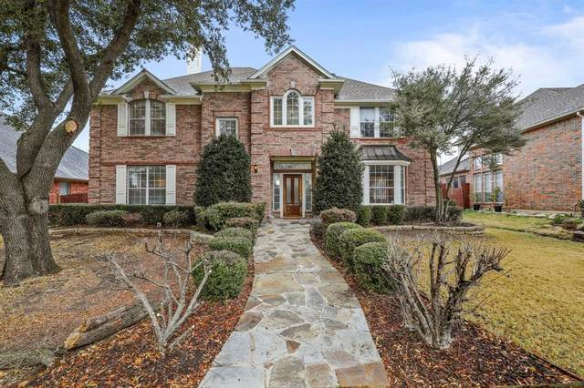 2913 Cascade Drive, Plano, TX 75025 (MLS #14514608) :: The Property Guys