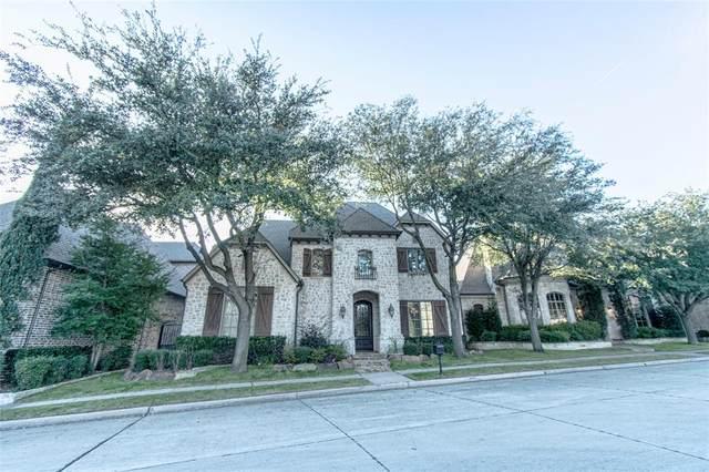 2887 Montreaux Drive, Frisco, TX 75034 (MLS #14514874) :: Team Hodnett