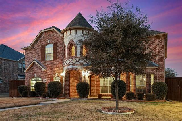 13074 Cordellera Lane, Frisco, TX 75035 (MLS #14515049) :: Robbins Real Estate Group