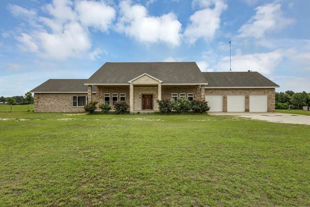 231 Sanchez Creek Drive, Weatherford, TX 76088 (MLS #14515281) :: All Cities USA Realty