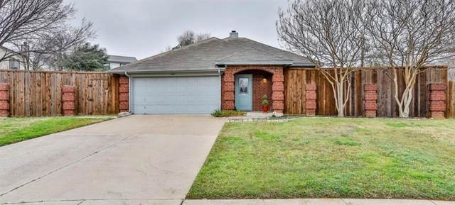 1402 Briarcrest Drive, Grapevine, TX 76051 (MLS #14515456) :: Robbins Real Estate Group