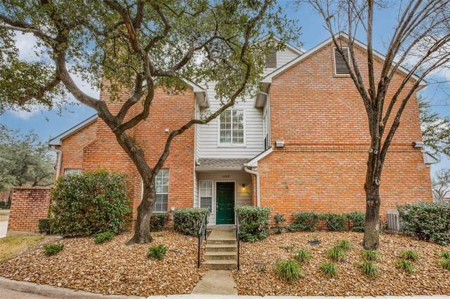 4050 Frankford Road #1108, Dallas, TX 75287 (MLS #14515542) :: Results Property Group