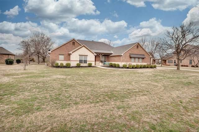 8532 Stallion Court, Denton, TX 76208 (MLS #14515926) :: The Kimberly Davis Group