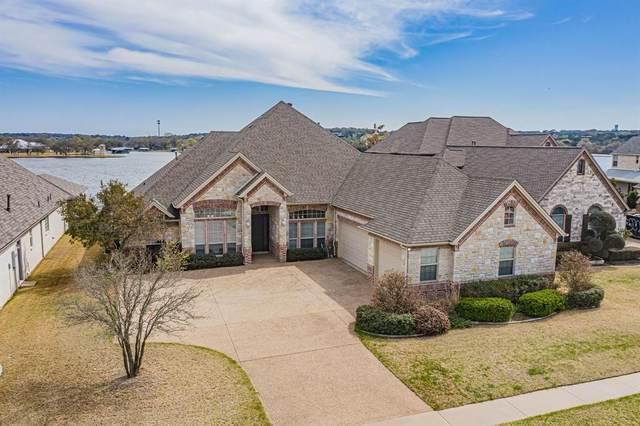 2606 Harborside, Granbury, TX 76048 (MLS #14515938) :: Trinity Premier Properties