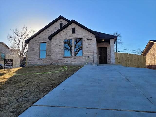 6419 Kemrock Drive, Dallas, TX 75241 (MLS #14516404) :: The Property Guys