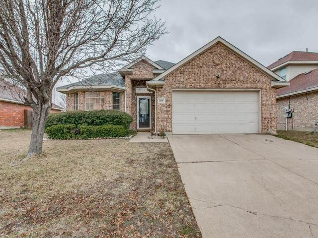 1205 Bellcrest Drive, Arlington, TX 76002 (MLS #14516601) :: Robbins Real Estate Group
