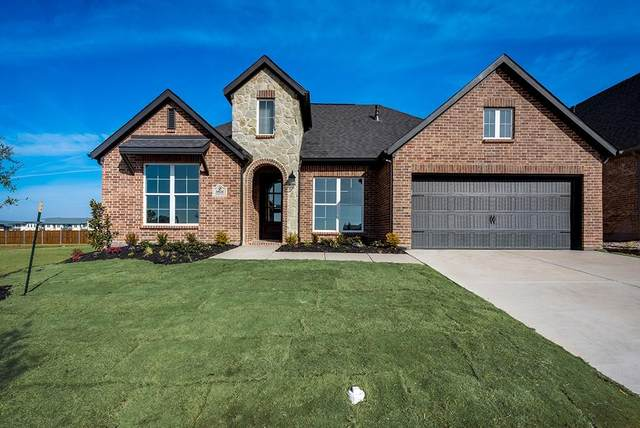 6024 Strada Cove, Fort Worth, TX 76123 (MLS #14516651) :: Real Estate By Design