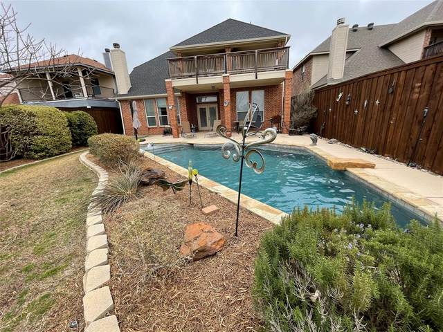3041 Trinity Lakes Drive, Fort Worth, TX 76053 (MLS #14516770) :: Robbins Real Estate Group