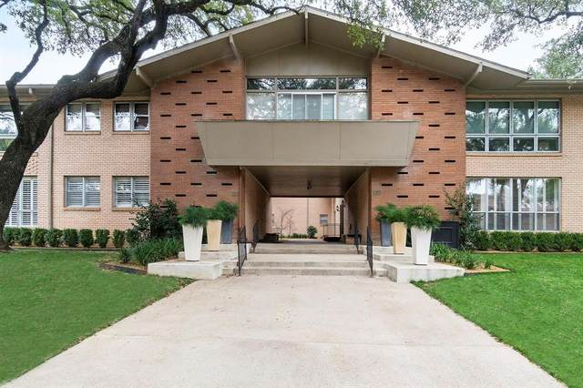 6130 Bandera Avenue B, Dallas, TX 75225 (MLS #14517547) :: Justin Bassett Realty
