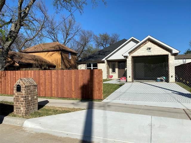 4138 Palacios Avenue, Dallas, TX 75212 (MLS #14517734) :: Team Hodnett