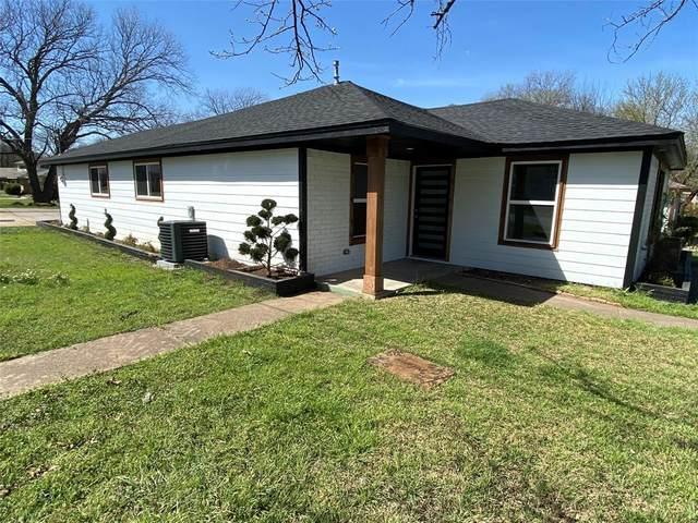 323 S 9th Street, Midlothian, TX 76065 (MLS #14518252) :: The Hornburg Real Estate Group