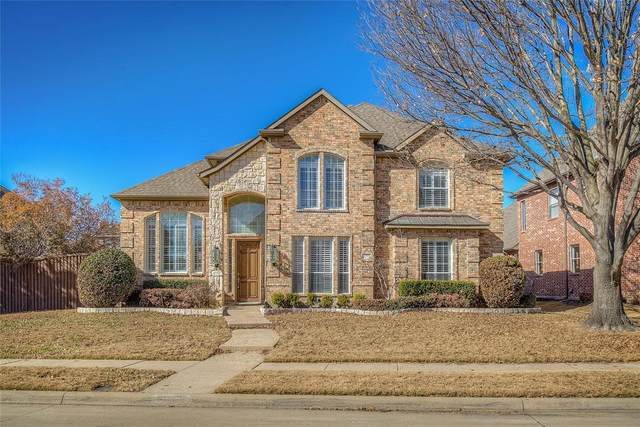 5909 Woodwind Drive, Plano, TX 75093 (MLS #14518383) :: Robbins Real Estate Group