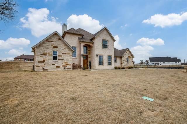 120 War Wagon Circle, Millsap, TX 76066 (MLS #14518447) :: Robbins Real Estate Group