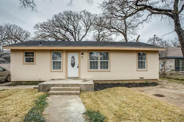 658 N Pleasant Woods Drive, Dallas, TX 75217 (MLS #14518473) :: Post Oak Realty