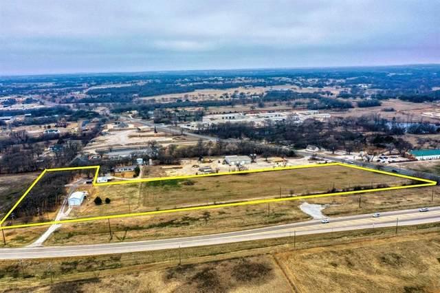 1741 Ranger Highway, Weatherford, TX 76088 (MLS #14518616) :: Team Tiller