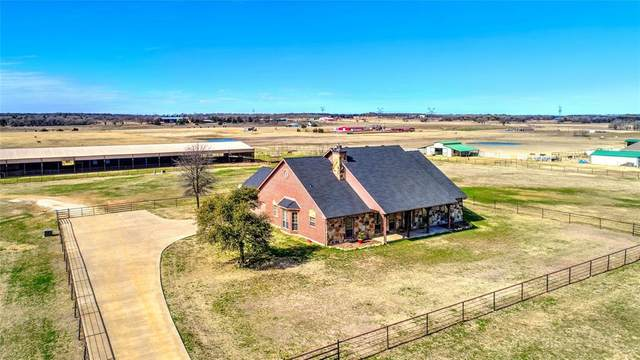 1101 County Road 203, Collinsville, TX 76233 (MLS #14518846) :: Real Estate By Design
