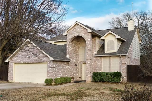 108 Indian Oaks Trail, West Tawakoni, TX 75474 (MLS #14519036) :: The Good Home Team