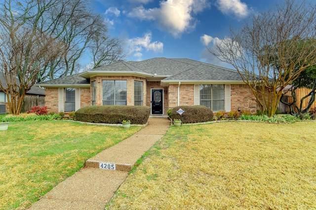 4205 Ambrosia Lane, Plano, TX 75093 (#14519051) :: Homes By Lainie Real Estate Group