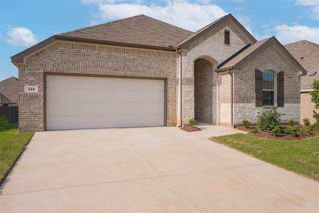 524 Pheasant Hill Lane, Fort Worth, TX 76028 (MLS #14519067) :: Real Estate By Design