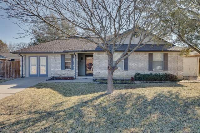 525 Heather Lane, Keene, TX 76059 (MLS #14519128) :: Post Oak Realty