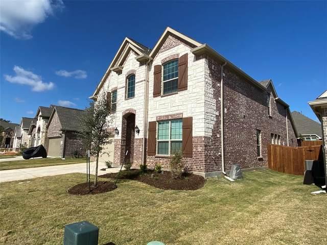 5474 Bradford Green Trail, Flower Mound, TX 75028 (MLS #14519492) :: Robbins Real Estate Group