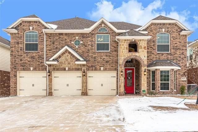 9829 Milkweed Lane, Fort Worth, TX 76177 (#14519535) :: Homes By Lainie Real Estate Group