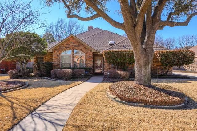 3105 Old North Road, Denton, TX 76209 (MLS #14519876) :: Post Oak Realty