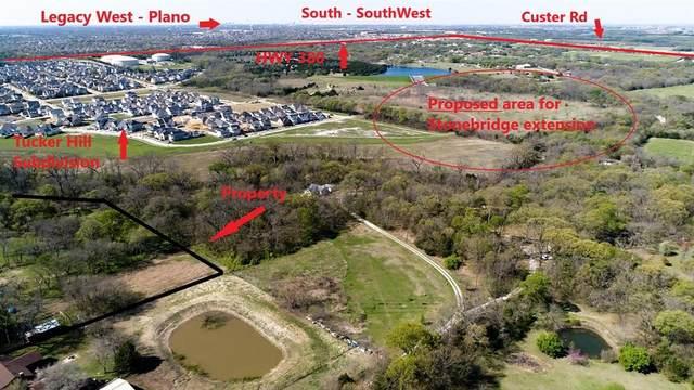7015 Sleepy Hollow Road, Mckinney, TX 75071 (MLS #14519926) :: Wood Real Estate Group