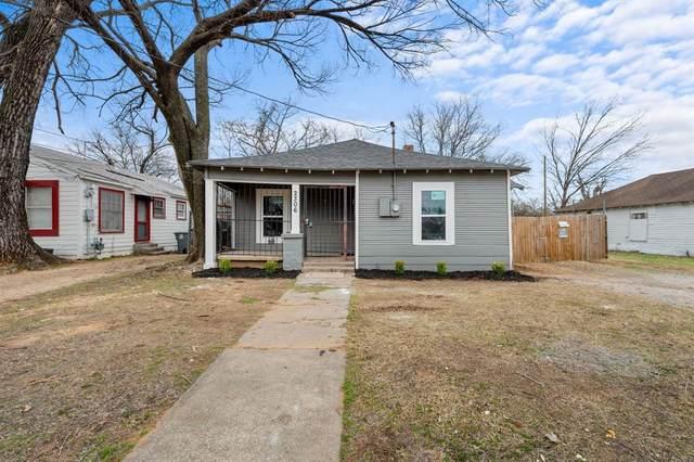 2306 Lawrence Street, Dallas, TX 75215 (MLS #14519954) :: The Chad Smith Team