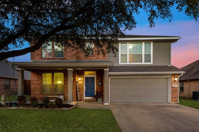 2612 Edgefield Trail, Mansfield, TX 76063 (MLS #14519991) :: Robbins Real Estate Group