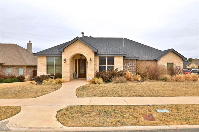 3702 Nobles Ranch Road, Abilene, TX 79606 (MLS #14520261) :: All Cities USA Realty