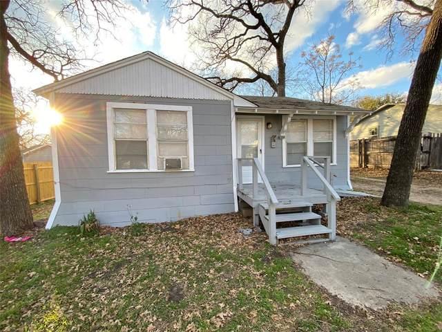 505 N Elm Street N, Weatherford, TX 76086 (MLS #14520318) :: Team Tiller