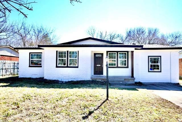 10914 Park Oak Circle, Dallas, TX 75228 (MLS #14520679) :: The Kimberly Davis Group