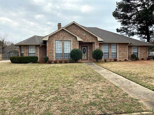 3920 Jasmine Street, Paris, TX 75462 (MLS #14520826) :: The Kimberly Davis Group