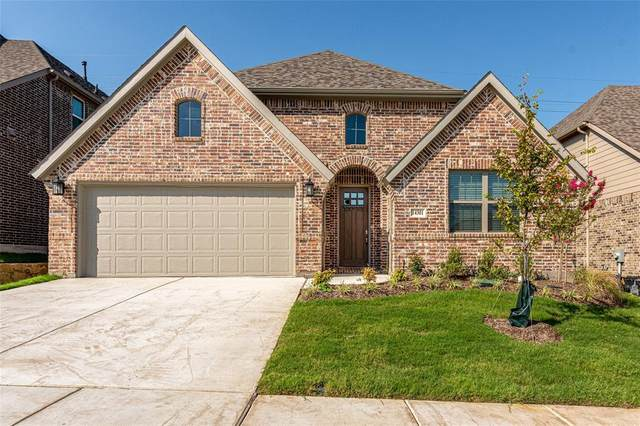 14301 Spitfire Trail, Fort Worth, TX 76262 (MLS #14521160) :: All Cities USA Realty