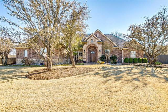 1736 Woodridge Court, Aledo, TX 76008 (MLS #14521604) :: The Good Home Team