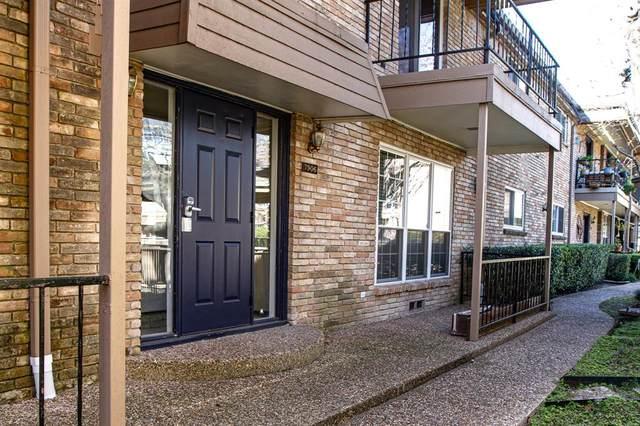 7906 Royal Lane #124, Dallas, TX 75230 (MLS #14521625) :: Robbins Real Estate Group