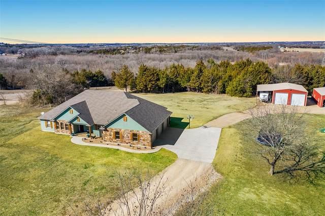 1825 Ballard Road, Van Alstyne, TX 75495 (MLS #14521768) :: Post Oak Realty
