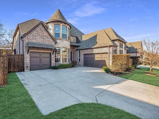 1055 Lavon Drive, Grapevine, TX 76051 (MLS #14522116) :: Team Tiller