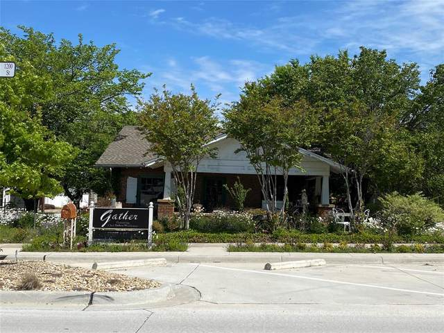 1201 Halsell Street, Bridgeport, TX 76426 (MLS #14522481) :: The Tierny Jordan Network