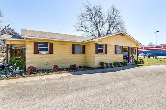 113 S Broadway Street, Joshua, TX 76058 (MLS #14522917) :: Robbins Real Estate Group