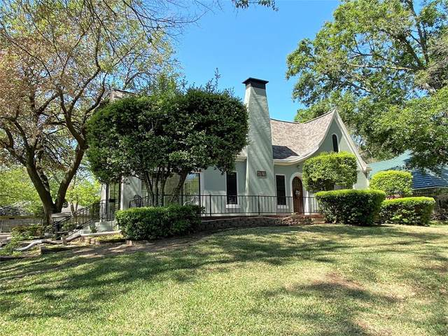 405 Griffith Avenue, Terrell, TX 75160 (MLS #14522958) :: Craig Properties Group