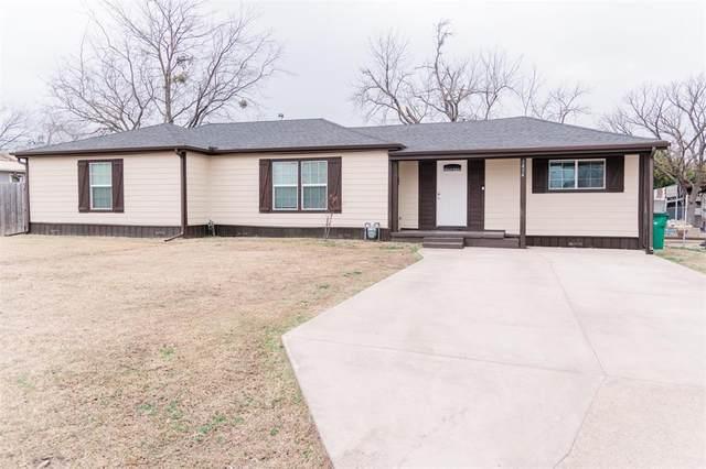 1414 Speedway Street, Greenville, TX 75401 (MLS #14523085) :: Team Hodnett