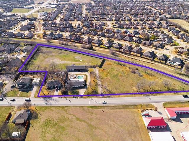 417-425 N Ballard Avenue, Wylie, TX 75098 (MLS #14523126) :: Trinity Premier Properties