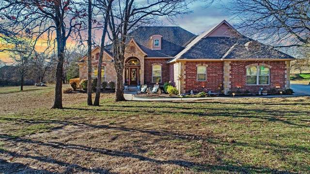 153 Overton Ridge Circle, Weatherford, TX 76088 (MLS #14523363) :: The Chad Smith Team