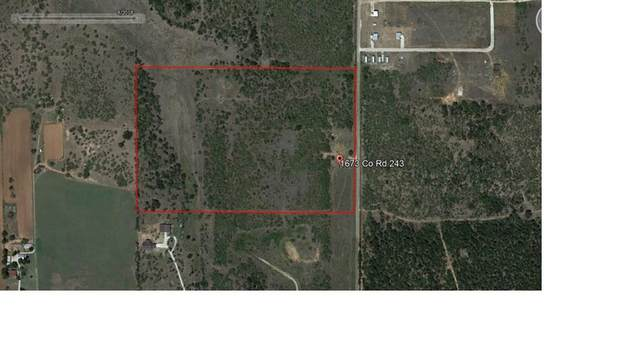 1673 Cr 243, Clyde, TX 79510 (MLS #14523438) :: The Kimberly Davis Group